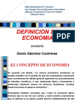 Economia Politica Social