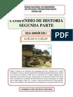 Compendio Historia