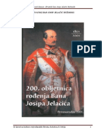 Ban Josip Jelacic Buzimski