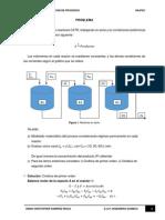 ANALISIS Y SIMULACIÓN DE 3 REACTORES CSTR EN SERIE
