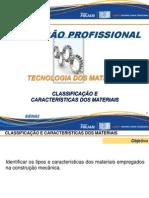 Classificação e Características dos Materiais