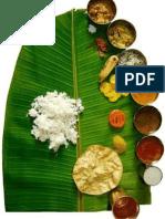 Sandhya With Bhojanavidhi