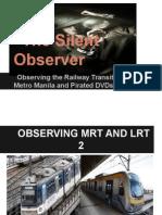 Observation Report