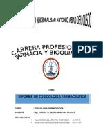 INFORME FINAL DE TOXICOLOGIA FARMACEUTICA 2014.docx