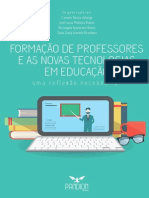 Formação de professores e as novas tecnologias em educação