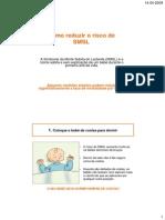 Sociedade Portuguesa Pediatria Sindrome Morte Subita