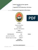 Informe ECG 2014B