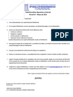 Parcial III de Teleinformática e Internet 2015 I