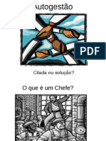TRABALHO UNICAMP - CHEFE X LIDER