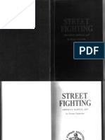Street Fighting - America's Martial Art - George Carpenter