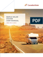 Manual Maple Solar System En