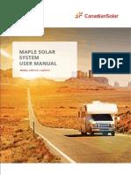 Manual Maple Solar System En
