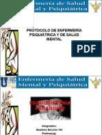 Psiquiatria Caso Clinico