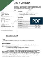 Acero Estructural Clase 1_ 2015
