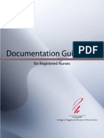 Documentation Guidelines