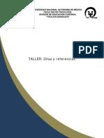 Manual_Taller de Citas y Referencias de La APA