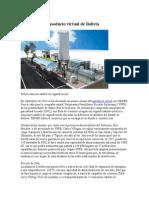 Ensayos en El Gasoducto Virtual de Bolivia