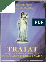 Tratat Despre Adevarata Evlavie Catre Preasfanta Fecioara Maria