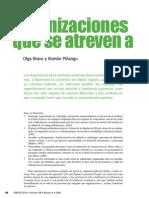 Bravo Pinango Organizaciones Que Se Atreven