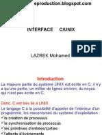 Interface C/Unix