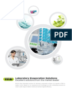 Laboratory Evaporation Solutions BR A4 en C