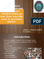 Generations Powerpoint