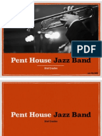 Brief Creativo Pent House Jazz Band