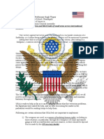 Usa Position Paper