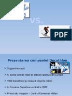 Analiza Decathlon vs Intersport