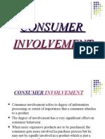 Consumer Involvement 1