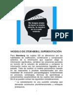 Modelo de Sternbergx