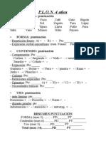 Plantilla Puntuacion PLON 4