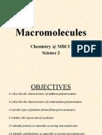 4. Macromolecules