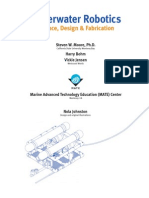 Underwater Robotics Science, Design & Fabrication