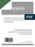 Comunicación Interna 2.0 Por Alejandro Formanchuck