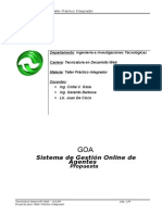 GOA - Gestiòn Online de Agentes
