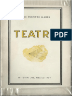 Teatro - Fuentes Mares