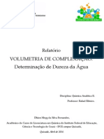 Volumetriadecomplexao Determinaodedurezadagua 140713091110 Phpapp01