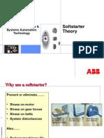 Basic Softstarter Characteristics