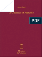 A grammar of Mapuche