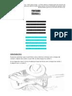 PONTEADO (viola caipira)