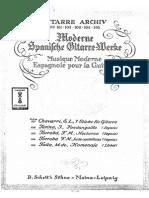 Joaquín Turina, Fandanguillo