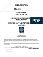 F9SLW-AK-TMM-020 FINAL C18 Marine Engine Model NAY1 Parts Manual 051015