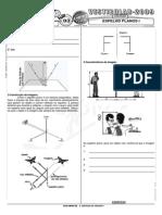 Física - Pé Vestibular - Impacto - Optica - Geometria - Espelho Plano - i