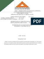 Antropologia Serviço Social ( Trabalho Completo)