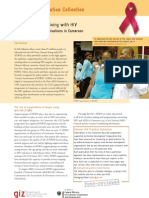 Involving People Living with HIV