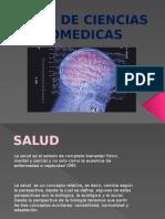 Ciencias Biomedicas