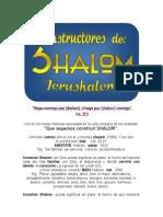 CONSTRUCTORES DE SHALOM --++