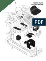 Murray 40 Inch Parts Manual