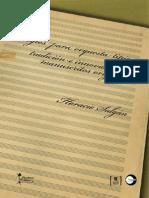 Salgan Partis orquesta del año 45. original de la biblioteca argentina